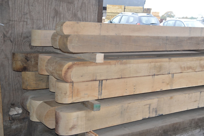 Hardwood Gate Posts